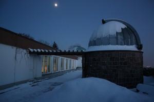 Winter in Radebeul